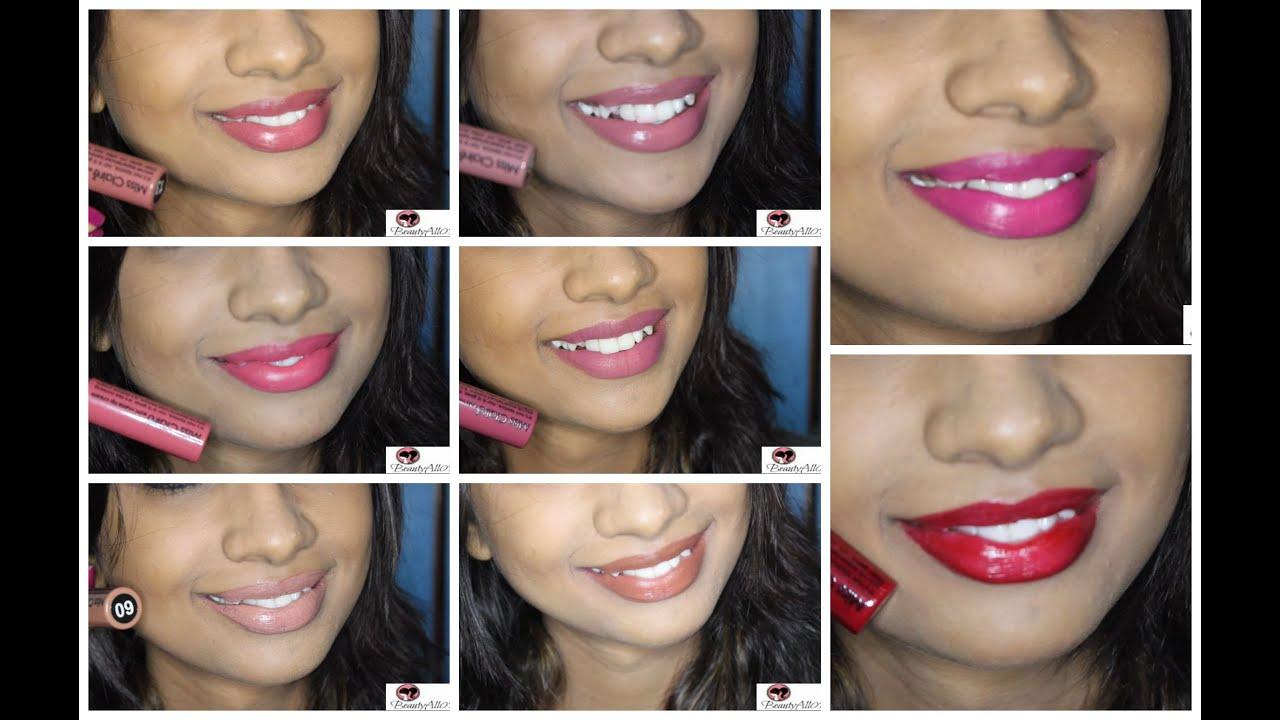 Lipstick wardah matte lipstick