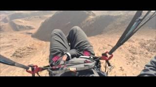 Таджикистан-Худжанд полет на параплане 2015/ Tajikistan-Khujand paragliding 2015