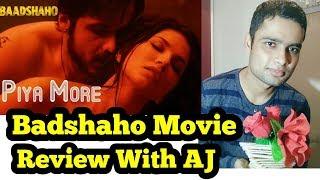 Badshaho movie review in hindi by AJ !!