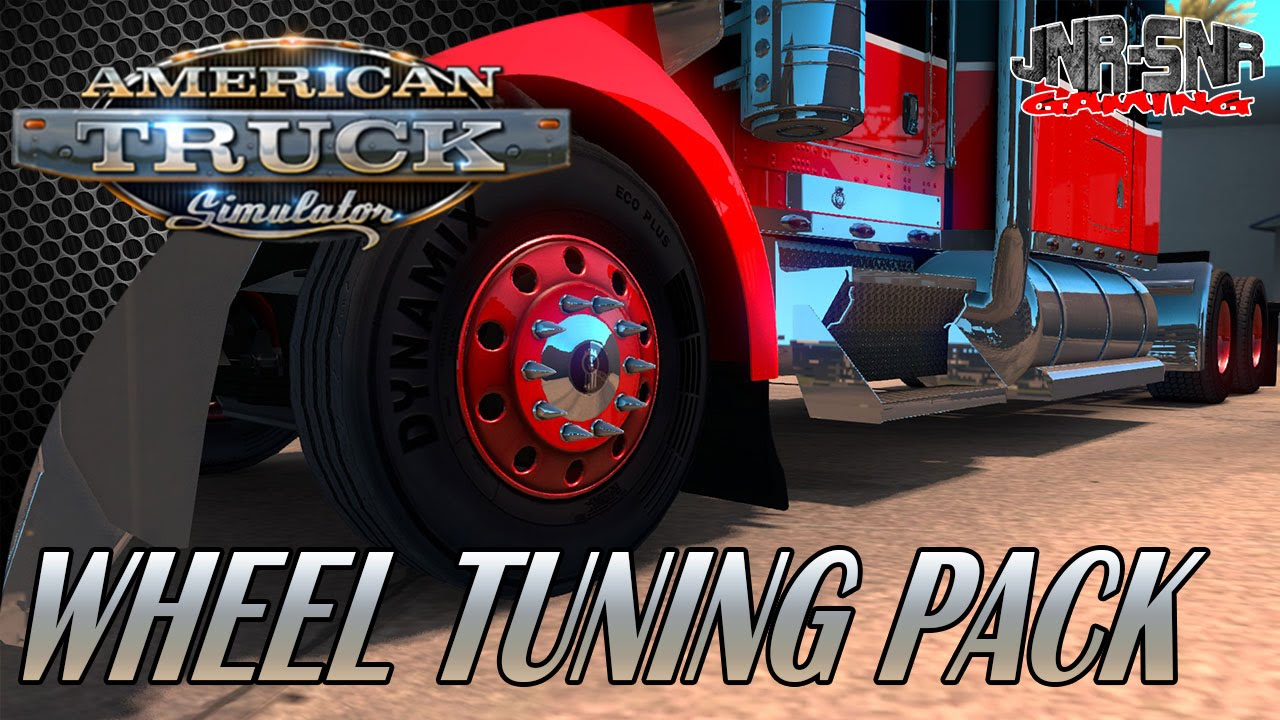 Wheel visualizer application car tuning - Ats American Truck Simulator Wheel Tuning Pack Ats Wheel Tuning Pack Youtube