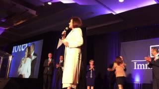 Rosa Ofelia Garcia Pelayo, Convencion internacional Anaheim, Ca