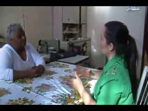 Minist�rio Eben�zer - Obra em Restaura��o - Mocidade de Ibitinga entrevista a irm� Marisa