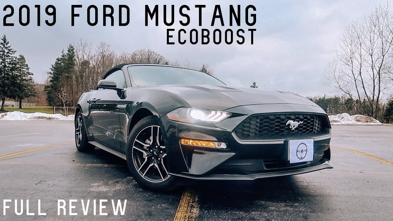 Ecoboost Video Ford Mustang
