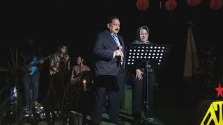 HETTY KOES ENDANG Feat Jenderal TAMIM MUSTOFA - DAMAI TAPI GERSANG /Cipt. Adjie Bandy