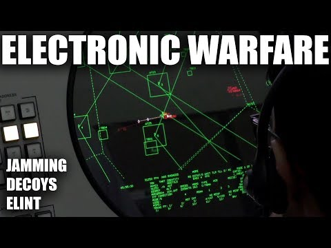 Electronic Warfare - The Unseen Battlefield