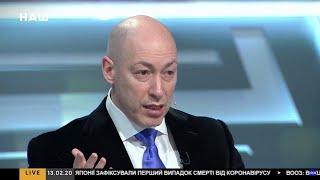 Гордон: Соловьев – негодяй и подонок, но выдающийся пропагандист