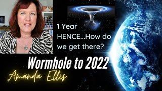 Next 12 Months - Epic journey via a Wormhole!!