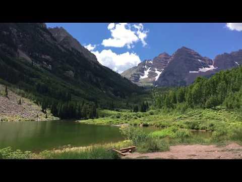 Maroon Lake   Scenic Loop - Maroon Bells-Snowmass