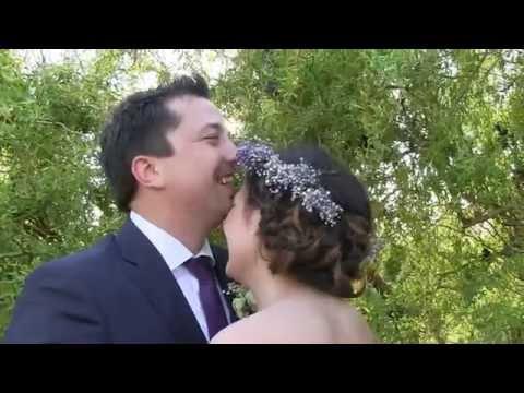 Zina & Petr  - Svatební klip - Houby magický (Kabát)