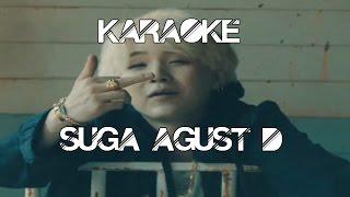 SUGA - Agust D (Instrumental / off vocal / karaoke)