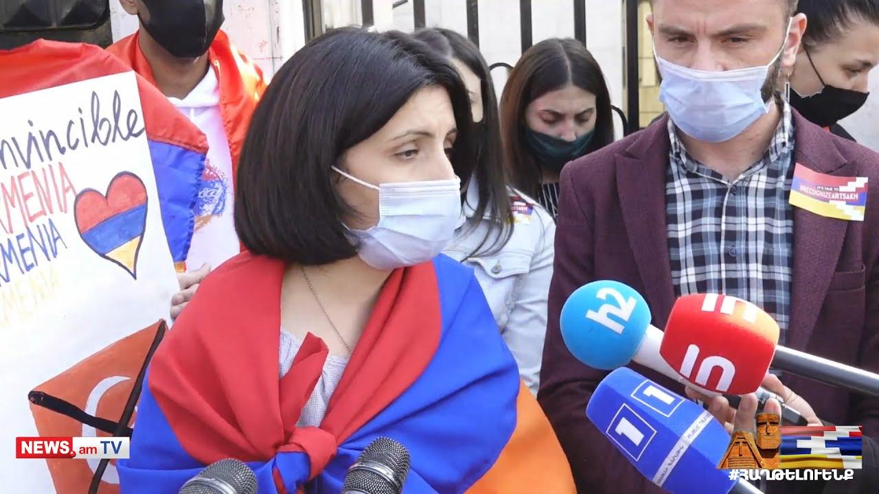 Տեսանյութ.ՀՀ-ում ԵՄ դեսպանն ասաց, որ Եվրոպայում համակրանքը հայերի նկատմամբ է.Բախշյանը չկարողացավ զսպել արցունքները