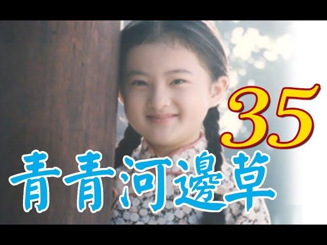 『青青河邊草』 第35集(馬景濤、岳翎、劉雪華、徐乃麟、金銘) #跟我一起 #宅在家