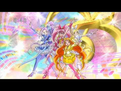 Let's Play, Precure Modulation! EXTENDED [Righter]