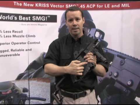 Kriss-TDI SHOTSHOW 2008 Part 1