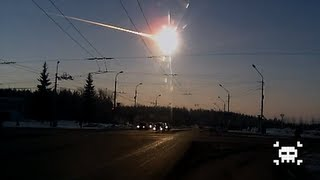 Russian Meteor 15-02-2013 (Best Shots) [HD]