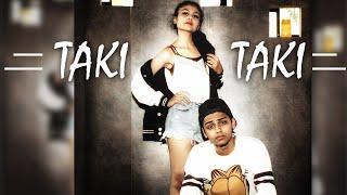 DJ Snake - Taki Taki ft. Selena Gomez , Ozuna , Cardi B || Dance choreography || Spreaddance