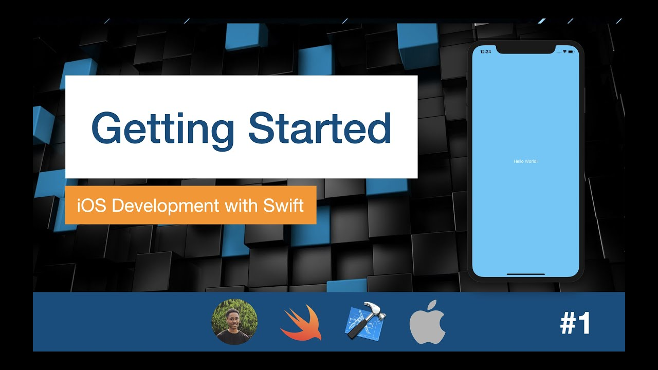 iOS Development with Swift 1 - Getting Started
