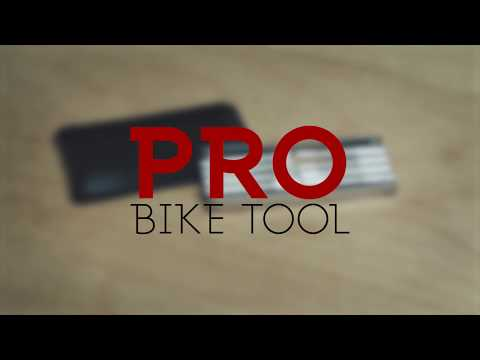 Multi Tool: PRO BIKE TOOL 8 in 1 Bike Multi Tool, in focus