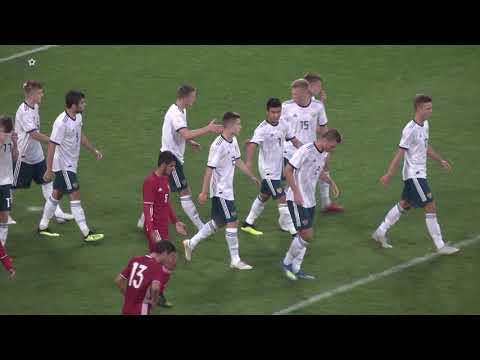 Обзор игры. Россия - Армения U19