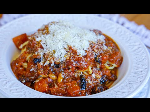 do-it-yourself,-easy-recipe,-spaghetti-with-5-tomatoes-sauce:-a-party-of-flavors,-textures-&-aromas!
