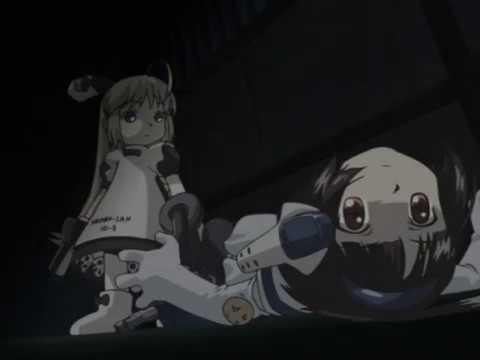 Anime Robot Girl Malfunction Scene 1 Youtube
