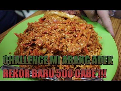 Extreme Challenge: Mie Abang Adek - Ria's Vlog #05.