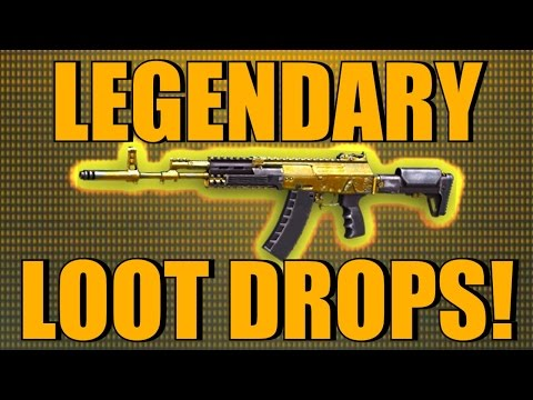 Advanced Warfare: LEGENDARY Gear Coming to Supply Drops! Other Gear Being