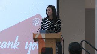 WECode 2016 Keynote with Tracy Chou (Pinterest)