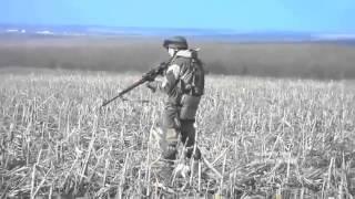Война видео Украина Донбасс  2015   снайпер  лупит по врагам