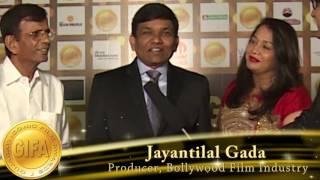 Gujarati Iconic Film Awards-GIFA Interview.Jayantilal Gada