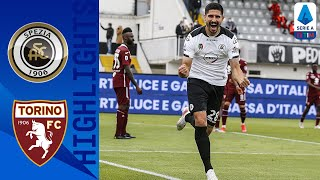 Spezia 4-1 Torino | Poker storico: Aquile salve! | Serie A TIM