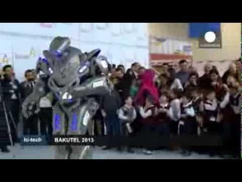 Baku tech innovation show youtube 07/12/2013 ♛
