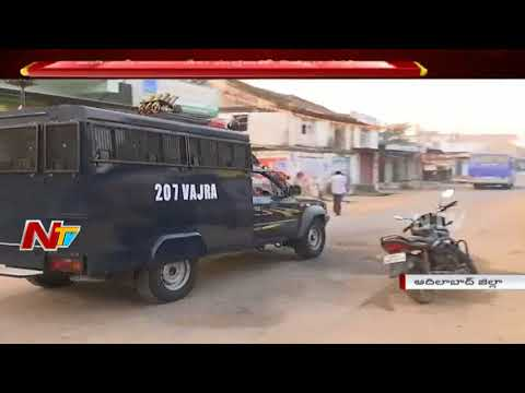 Lambadas Vs Adivasis || TS Govt Transfers 3 District Collectors and SPs || NTV