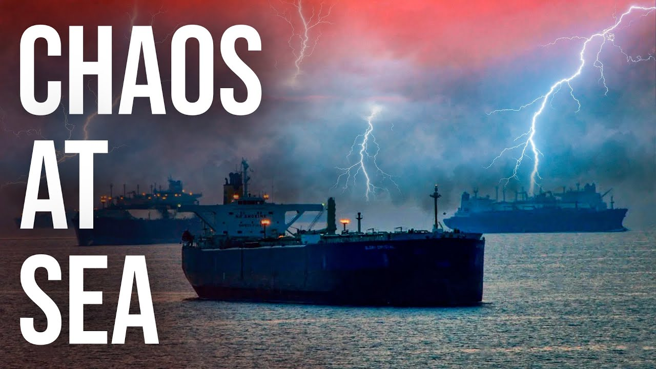 Download Chaos At Sea: 1 Million Containers Are Now Stuck Off US Ports As Shipping Crisis Accelerates