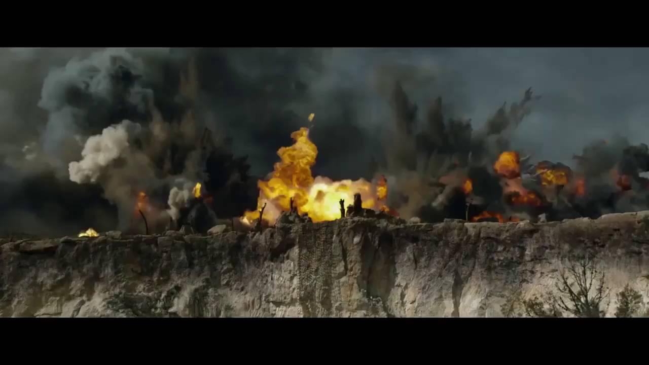 Trailer Fără Armă 238 N Linia 238 Nt 226 I Hacksaw Ridge 2016