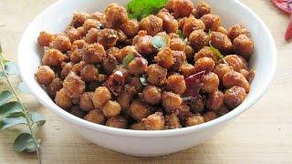 Soya Chunks Roast - Healthy u0026 Easy Soya Chunks Fry - Meal Maker Fry | Nisa Homey