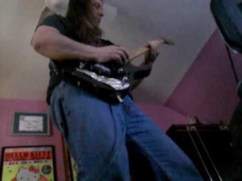 Bryan Martin Guitar lead Part 2