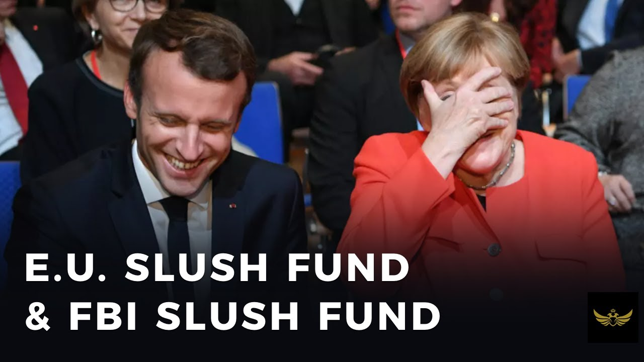 E.U. SLUSH fund, FBI SLUSH fund & Open Skies (Before the video)