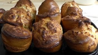 Christmas Yorkshire Puddings How To Make  Recipe - 3rd Birthday!!