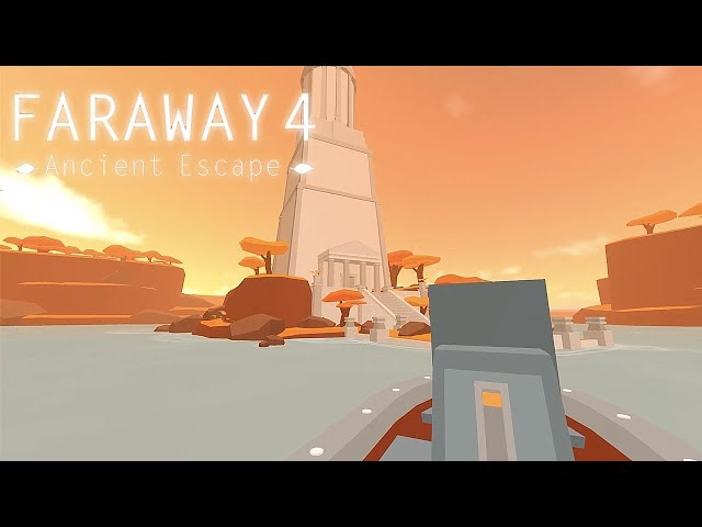 Faraway 4 (by Pine Studio) - iOS / Android - Walkthrough Gameplay