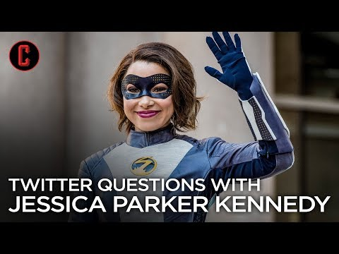 The Flash's Jessica Parker Kennedy Talks Joining the Cast and More  Twitter Q&A