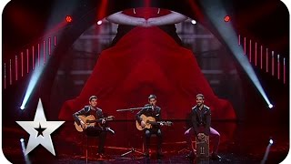 SANGRE IBÉRICO - GALA 04 - Got Talent Portugal Série 02