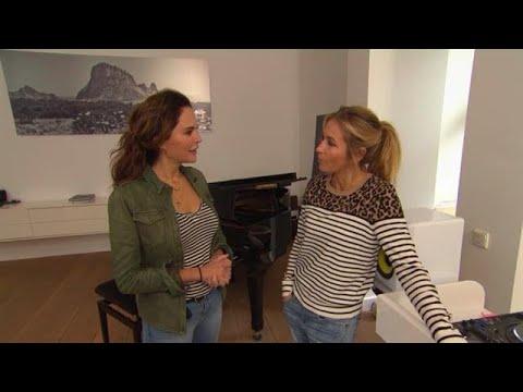 Binnenkijken bij... Wendy van Dijk - EIGEN HUIS & TUIN - YouTube