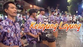 KELAYUNG LAYUNG / Kereto Jowo - Carehal Angklung Malioboro (Pengamen Jogja) Edisi Lagu Religi