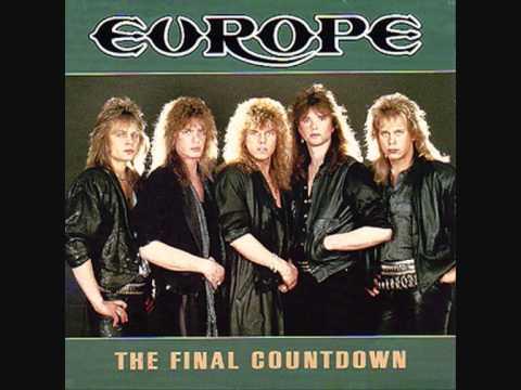 Europe - Final Countdown (HQ)