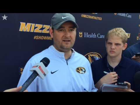 Josh Heupel discusses Mizzou