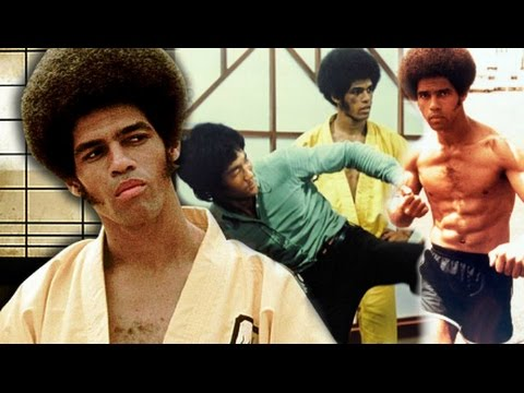 JIM KELLY The Most Stylish Martial Arts Fighter & Original Black Dynamite!