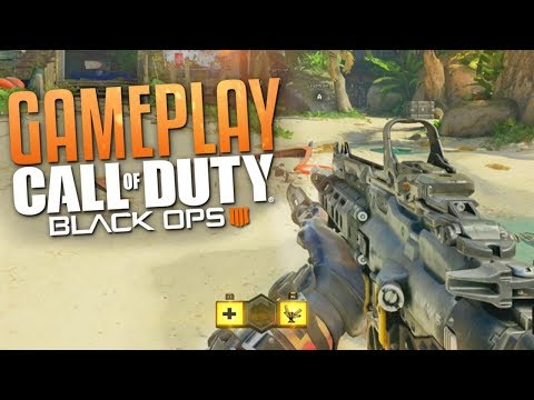 Call of Duty: Black Ops 4 Multiplayer Gameplay! (Black Ops 4 Gameplay From The Reveal)