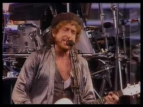 """I Want You"" - Grateful Dead & Guest 7/4/87"