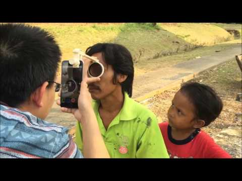 Dr Hong Sheng Chiong - Mobile technology to increase access to ophthalmic care - 2015 HINZ